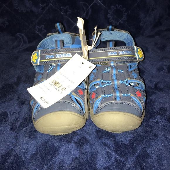 Shoes   Paw Patrol Sandals T   Poshmark